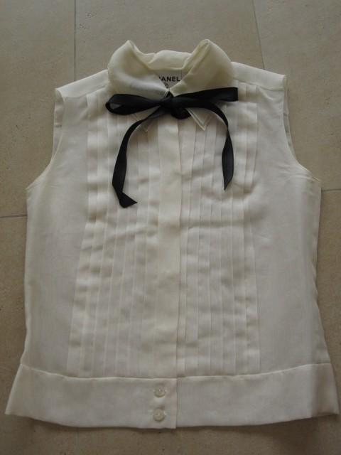 Chanel Tux shirt