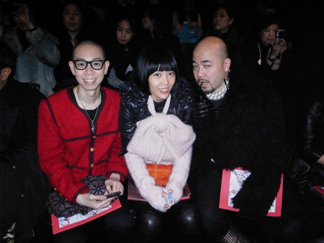 We were referred by Chanel as福祿壽