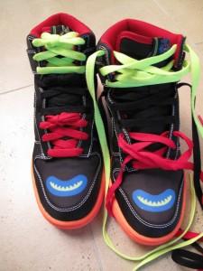 Cassette Playa x Nike Dunk hi
