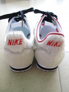 我最鍾意鞋背