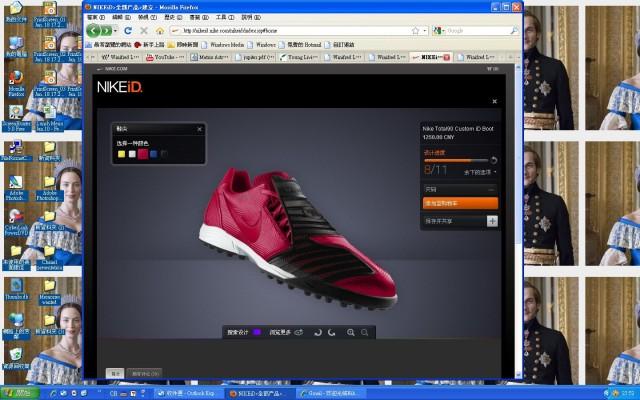 """這是我第一次""""設計""""波鞋--就挑錯了足球靴!"""