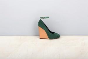 green-pump-wedge