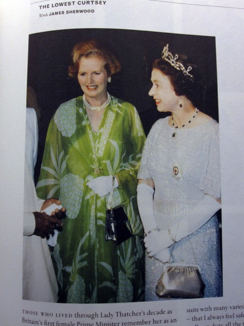 The Prime Minister and The Queen