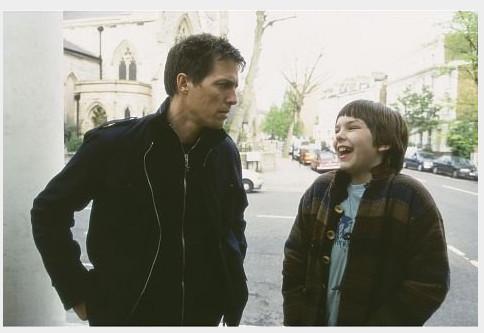 About A Boy, 那小男孩已長大,在 A Single Man中演勾引 Colin Firth的男同志