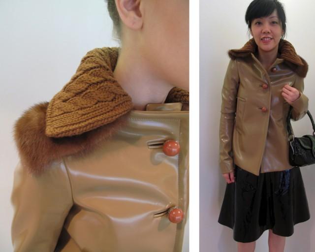 Cire Jacket