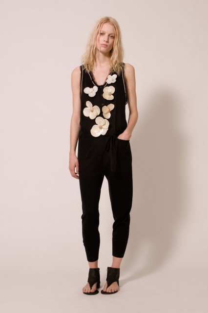 Look 05 Flower overall