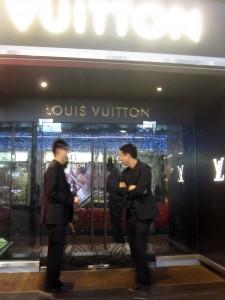 Louis Vuitton在利園開Pop Up餐廳