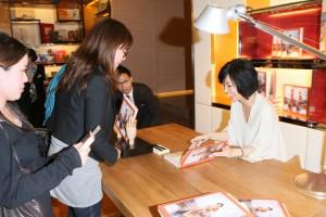 autograph time 2