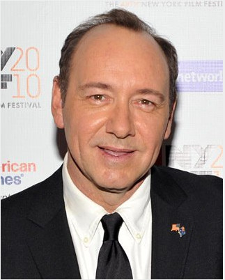 Kevin Spacey is the producer of Social Network