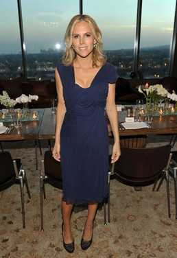 Tory Burch at CFDA annual dinner