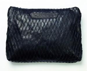 Black Scale Shopper Pocket $1500