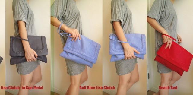 Lisa Clutch $3700