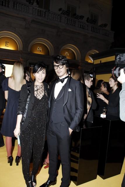 Winifred Lai + Kim Min Jun