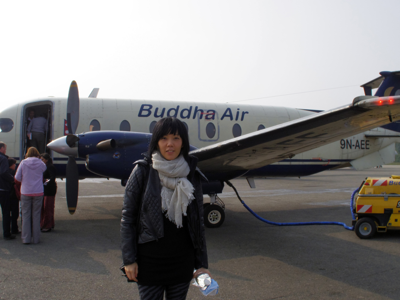 Watch Mt.Everest in Buddha Air