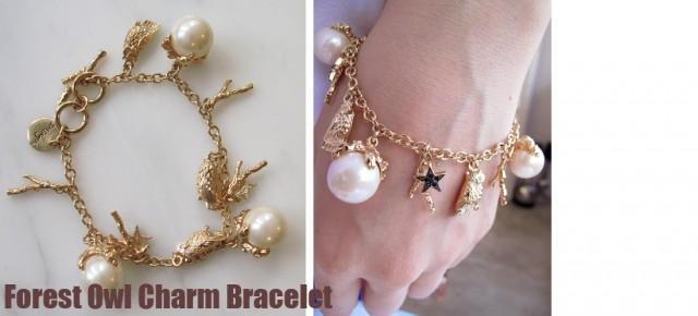 forest-owl-charm-bracelet