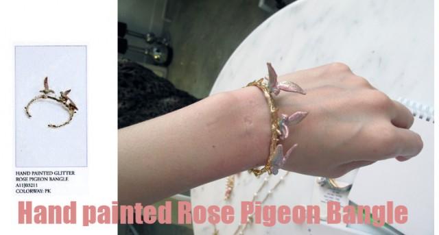 hand-painted-glitter-rose-pigeon-bangle