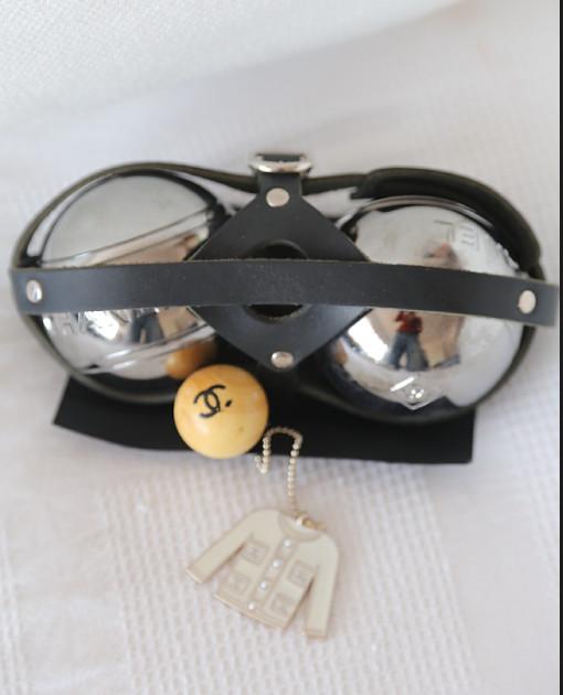 Chanel  Petangue Boule Set