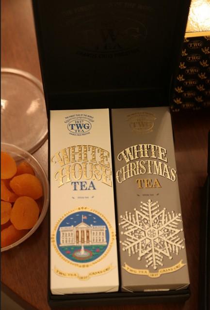 TWG Christmas White Tea