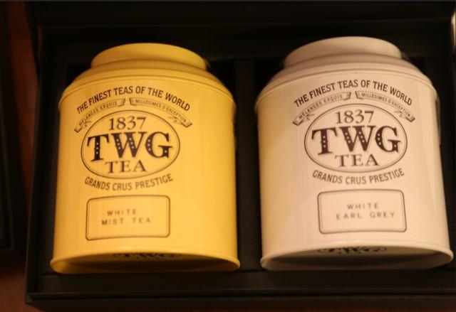 TWG White Tea