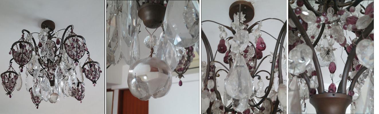 水晶燈現狀